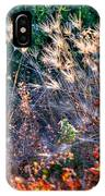 Hint Of Fall Colors 15813 IPhone Case