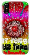 Hippie Art IPhone Case