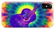 Hippie Guitar IPhone Case