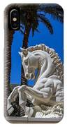 Hippocampus At Caesars Palace IPhone Case