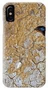 Hirondelle De Cheminee Hirundo Rustica IPhone Case