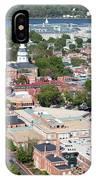 Historic Annapolis Maryland IPhone Case