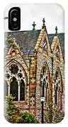 Historic Church St Louis Mo 2 IPhone Case