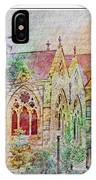 Historic Churches St Louis Mo - Digital Effect 5 IPhone Case