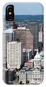 Historic City Centre Baltimore IPhone Case
