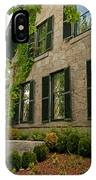 Historic Concord Home IPhone Case