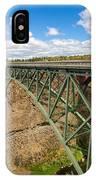 Historic Highway Bridge IPhone Case