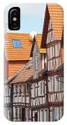 Historic Houses In Germany IPhone Case