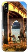 Historic Siuslaw River Bridge IPhone Case