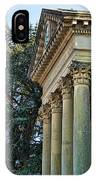 Historical Athens Alabama Courthouse IPhone Case