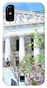 Historical Museum In Spring IPhone Case