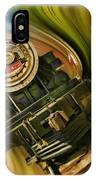 Historical Niles Southern Pacific 2472 Steam Engine 1921  IPhone Case