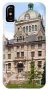 History Center Lexington Kentucky IPhone Case