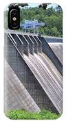 Hiwassee Dam 1 IPhone Case