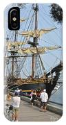 Hms Bounty Newburyport IPhone Case