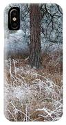 Hoarfrost 22 IPhone Case