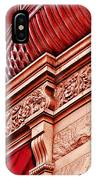 Hoboken Brownstone Art IPhone Case
