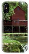 Hodgson Mill IPhone Case