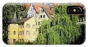 Hoelderlin Tower In Lovely Tuebingen Germany IPhone Case