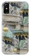 Hofburg Palace Dome IPhone Case