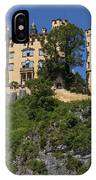 Hohenschwangau Castle IPhone Case