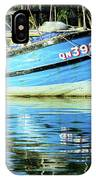 Hoi An Fishing Boat 01 IPhone Case