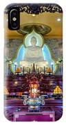 Hoi Thanh Buddhist Temple IPhone Case