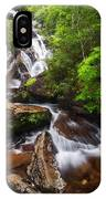 Holcomb Falls IPhone Case