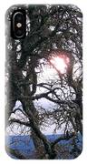 Holding On To The Sun IPhone Case