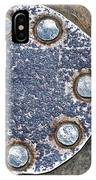 Hole Patch 2 John Muir Woods IPhone Case