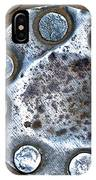 Hole Patch John Muir Woods IPhone Case