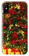 Holiday Beauty IPhone Case