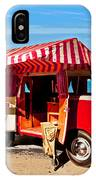 Holiday By The Seaside IPhone Case