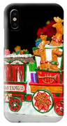 Holiday Express IPhone Case