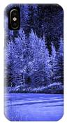 Holiday Greetings - Vail - Colorado IPhone Case