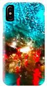 Holiday Lightp IPhone Case