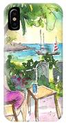 Holidays In Saint Martin IPhone Case