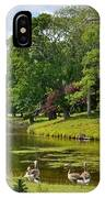 Holkam Park IPhone Case
