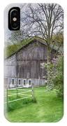 Holland Barn IPhone Case