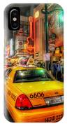 Hollywood Boulevard IPhone Case
