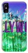 Hollywood Day And Night IPhone Case