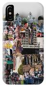 Hollywood Tourist IPhone Case