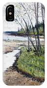 Holmsund Sweden 2014 IPhone Case
