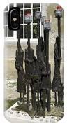 Holocaust Memorial IPhone Case