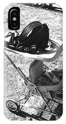 Holster Baby Carriage Helldorado Days Tombstone 1970 IPhone Case