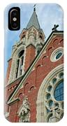 Holy Hill 3  IPhone Case