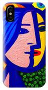 Homage To Pablo Picasso IPhone Case