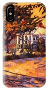 Home In Christiansburg IPhone Case