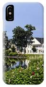 Home On The Golf Course IPhone Case