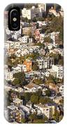 Homes Of San Francisco IPhone Case